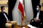 مصاحبه با جناب مصطفی اخشابی عضو شورای شهر تنکابن در خصوص پل چشمه کیله